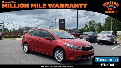 Pre-Owned 2017 Kia Forte 4d Sedan S Front Wheel Drive 4dr Car