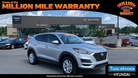 New 2020 Hyundai Tucson 4d SUV FWD SE Front Wheel Drive Sport Utility